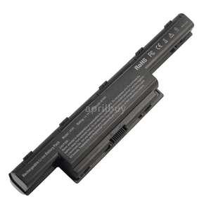 7800mAH 9-Cell Laptop Battery for ACER Aspire 4000 4551 4551G 4771G 4741 4771 5000 5741 5742